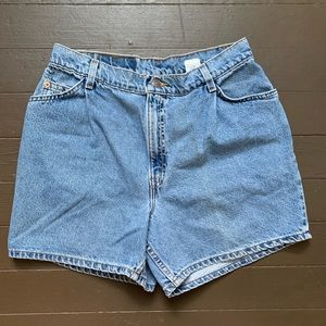 Vintage Orange Tab Levi's Shorts